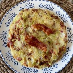 TRINXAT DE LA CERDANYA (Plato tradicional con col y patatas)